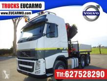 Camión Volvo FH 500 caja abierta usado