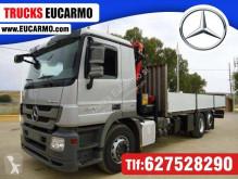 Camion cassone Mercedes