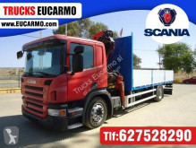 Camion Scania plateau occasion