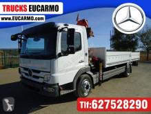 Kamion Mercedes plošina použitý