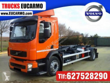 Volvo hook arm system truck