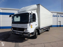 Mercedes plywood box truck Atego 1018 N 42 C