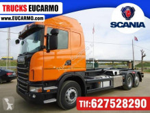 Camion plateau Scania G 420