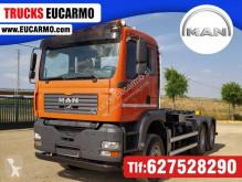 Kamion MAN TGA 33.430 vícečetná korba použitý