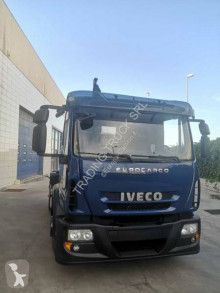 Iveco hook arm system truck Eurocargo 140 E 25