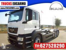Camion polybenne MAN TGA 26.440