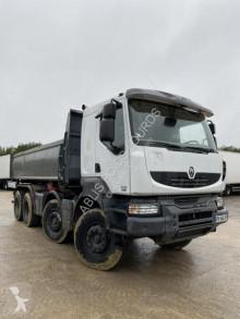 Vrachtwagen tweezijdige kipper Renault Kerax 450 DXi