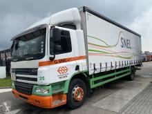 Kamion posuvné závěsy DAF CF 75.250