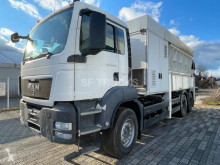 Camion aspirapolvere MAN TGS 33.440