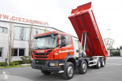 Camion Scania P 400 benne occasion