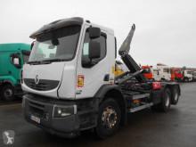 Camion polybenne Renault Premium Lander 410