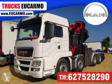 Camion polybenne MAN TGS 35.480
