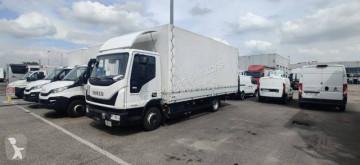 Camion Iveco Eurocargo 75 E 21 rideaux coulissants (plsc) occasion