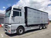 Kamión príves na prepravu zvierat MAN TGA 26.530