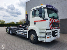 Kamion MAN TGA 26.360 vícečetná korba použitý