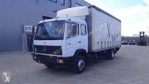 Kamión plachtový náves Mercedes 1317