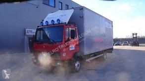 Camion fourgon Mercedes 814
