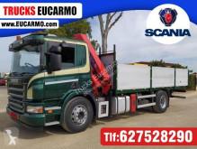 Camião estrado / caixa aberta Scania P 270