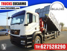 Camión caja abierta MAN TGS 26.320