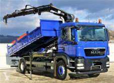 Camion MAN TGS 18.320 ribaltabile usato