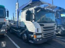 Lastbil biltransport Scania P450*Euro6*Retarder*EUROLOHR 300*