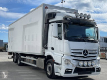 Грузовик фургон Mercedes-Benz Actros 2553 large closed box truck liftgate 530hp