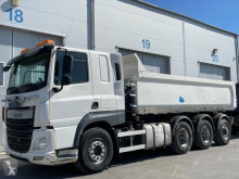 Camión DAF CF510 Automatic tipper truck Scania-Mercedes-Volvo volquete usado