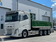 Kamión Volvo FH16 tip dump truck 750 hp 8x4 Mercedes-Benz korba ojazdený