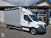 Camion savoyarde Mercedes Sprinter 314 CDI Schiebeplane Dachspoiler COMAND