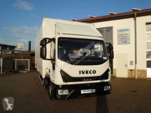 Lastbil Iveco Eurocargo ML75E21 Pritsche/Plane+LBW Klima AHK palletransport brugt