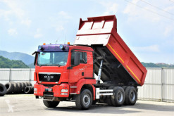Camion MAN TGS 26.480 Kipper 450m *6x6* benne occasion
