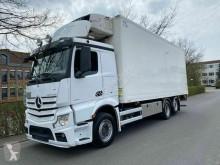 Kamión chladiarenské vozidlo Mercedes Actros 2551 6x2 CARRIER Supra 950 Kühlwagen LBW