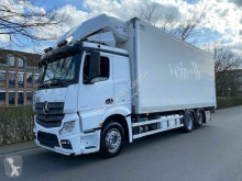 Mercedes Actros 2551 6x2 Thermo King T-1000 R truck used refrigerated