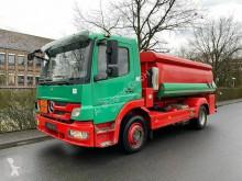 Lastbil citerne Mercedes Atego 1329 2 Kammer / 9410 Liter