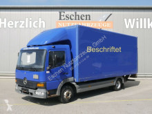 Camion Mercedes 815 Atego Koffer, LBW, Schaltgetriebe, HU 10/21 fourgon occasion