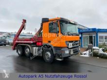 Camion Mercedes Actros 2641 2541 Absetzkipper Meiller Liftachse multibenna usato