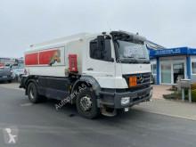 Lastbil citerne Mercedes Axor 1829 Tankwagen Kroll Klima 14300 Ltr