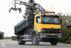 Mercedes Atego 1823 truck used three-way side tipper