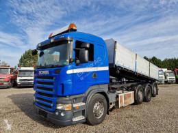 Camión MAN TGA 26.320 6x2*4 Sideopening furgón usado