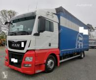 Camion MAN TGX 18.400 Jumbo Plane/Spriegel Edscha Gardine 1 centinato alla francese usato