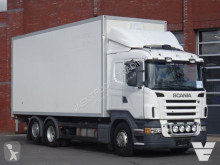 Camion fourgon Scania R 420