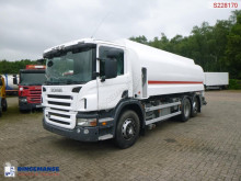Scania P 360 truck used tanker
