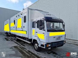 Camión remolque ganadero para ganado bovino Mercedes 817