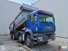 Camion MAN TGA 35.460 benne occasion