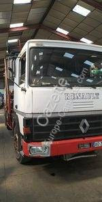Camion Renault Major R385 grumier occasion