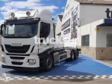 Camión furgón transporte de bebidas Iveco Stralis