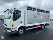 Camión remolque ganadero Renault Midlum 220