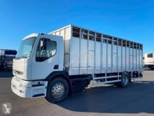 Kamión príves na prepravu zvierat Renault Premium 370