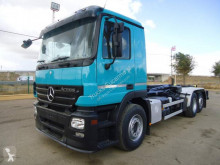Mercedes hook lift truck Actros 2546