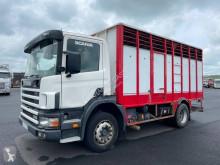Camion Scania G 94G230 rimorchio per bestiame usato